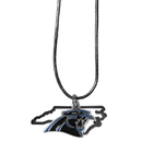 Siskiyou Buckle Carolina Panthers State Charm Necklace, FSN170
