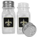 Siskiyou Buckle New Orleans Saints Graphics Salt & Pepper Shaker, FSPP150