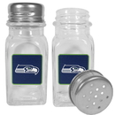 Siskiyou Buckle Seattle Seahawks Graphics Salt & Pepper Shaker, FSPP155