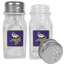 Siskiyou Buckle Minnesota Vikings Graphics Salt & Pepper Shaker, FSPP165