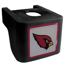 Siskiyou Buckle FSSH035 Arizona Cardinals Shin Shield Hitch Cover