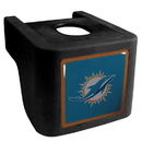 Siskiyou Buckle FSSH060 Miami Dolphins Shin Shield Hitch Cover