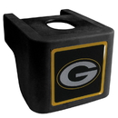 Siskiyou Buckle FSSH115 Green Bay Packers Shin Shield Hitch Cover