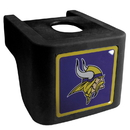 Siskiyou Buckle FSSH165 Minnesota Vikings Shin Shield Hitch Cover