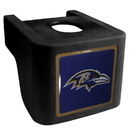 Siskiyou Buckle FSSH180 Baltimore Ravens Shin Shield Hitch Cover