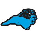 Siskiyou Buckle Carolina Panthers Home State 11 Inch Magnet, FSTM170