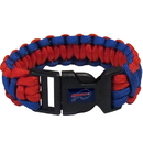 Siskiyou Buckle FSUB015 Buffalo Bills Survivor Bracelet