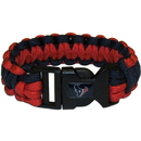 Siskiyou Buckle FSUB190 Houston Texans Survivor Bracelet