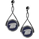 Siskiyou Buckle FTDE180 Baltimore Ravens Tear Drop Earrings