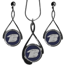 Siskiyou Buckle FTDS180DS Baltimore Ravens Tear Drop Jewelry Set