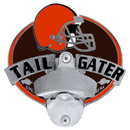 Siskiyou Buckle FTH025TG Cleveland Browns Tailgater Hitch Cover Class III