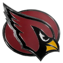 Siskiyou Buckle FTH035B2 Arizona Cardinals Hitch Cover Class III Wire Plugs