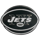 Siskiyou Buckle FTH100B New York Jets Hitch Cover Class III Wire Plugs