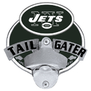 Siskiyou Buckle FTH100TG New York Jets Tailgater Hitch Cover Class III