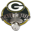 Siskiyou Buckle FTH115TG Green Bay Packers Tailgater Hitch Cover Class III