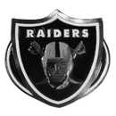 Siskiyou Buckle FTH125B2 Oakland Raiders Hitch Cover Class III Wire Plugs