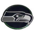 Siskiyou Buckle FTH155B2 Seattle Seahawks Hitch Cover Class III Wire Plugs