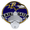 Siskiyou Buckle FTH180TG Baltimore Ravens Tailgater Hitch Cover Class III