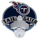 Siskiyou Buckle FTH185TG Tennessee Titans Tailgater Hitch Cover Class III