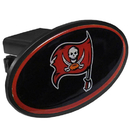 Siskiyou Buckle FTHP030 Tampa Bay Buccaneers Plastic Hitch Cover