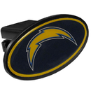 Siskiyou Buckle FTHP040 San Diego Chargers Plastic Hitch Cover Class III