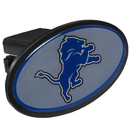 Siskiyou Buckle FTHP105 Detroit Lions Plastic Hitch Cover Class III