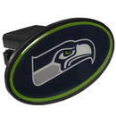 Siskiyou Buckle FTHP155 Seattle Seahawks Plastic Hitch Cover Class III