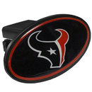 Siskiyou Buckle FTHP190 Houston Texans Plastic Hitch Cover Class III