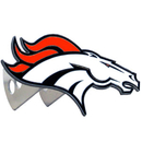 Siskiyou Buckle FTHS020S Denver Broncos Large Hitch Cover Class II and Class III Metal Plugs