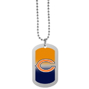Siskiyou Buckle Chicago Bears Team Tag Necklace, FTNP005