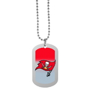 Siskiyou Buckle Tampa Bay Buccaneers Team Tag Necklace, FTNP030