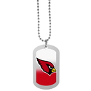 Siskiyou Buckle Arizona Cardinals Team Tag Necklace, FTNP035