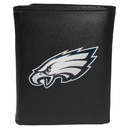 Siskiyou Buckle FTRL065 Philadelphia Eagles Tri-Fold Wallet Large Logo