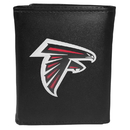 Siskiyou Buckle FTRL070 Atlanta Falcons Tri-Fold Wallet Large Logo