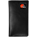 Siskiyou Buckle FTW025 Cleveland Browns Leather Tall Wallet