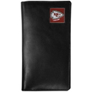 Siskiyou Buckle FTW045 Kansas City Chiefs Leather Tall Wallet