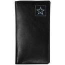 Siskiyou Buckle FTW055 Dallas Cowboys Leather Tall Wallet