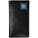 Siskiyou Buckle FTW060 Miami Dolphins Leather Tall Wallet