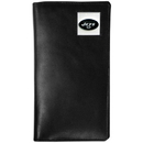 Siskiyou Buckle FTW100 New York Jets Leather Tall Wallet