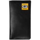 Siskiyou Buckle FTW115 Green Bay Packers Leather Tall Wallet