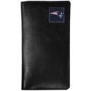 Siskiyou Buckle FTW120 New England Patriots Leather Tall Wallet