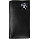 Siskiyou Buckle FTW125 Oakland Raiders Leather Tall Wallet