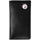 Siskiyou Buckle FTW160 Pittsburgh Steelers Leather Tall Wallet