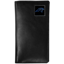 Siskiyou Buckle FTW170 Carolina Panthers Leather Tall Wallet