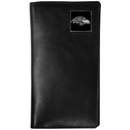 Siskiyou Buckle FTW180 Baltimore Ravens Leather Tall Wallet