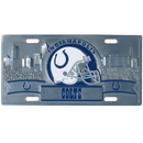 Siskiyou Buckle FVP050 Indianapolis Colts Collector's License Plate