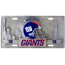 Siskiyou Buckle FVP090 New York Giants Collector's License Plate