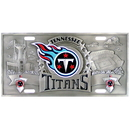 Siskiyou Buckle FVP185 Tennessee Titans Collector's License Plate