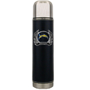 Siskiyou Buckle FVT040F San Diego Chargers Thermos with Flame Emblem