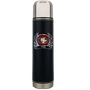 Siskiyou Buckle FVT075F San Francisco 49ers Thermos with Flame Emblem